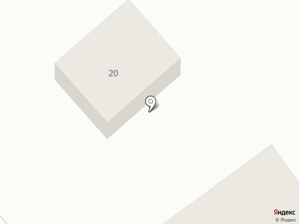 Транспортная компания на карте Иркутска
