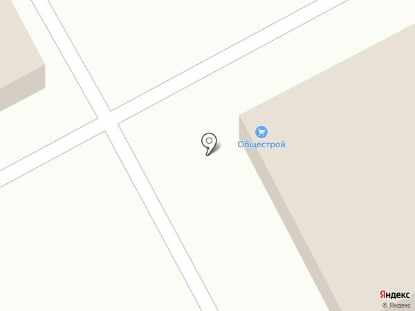 Работникам на карте Иркутска