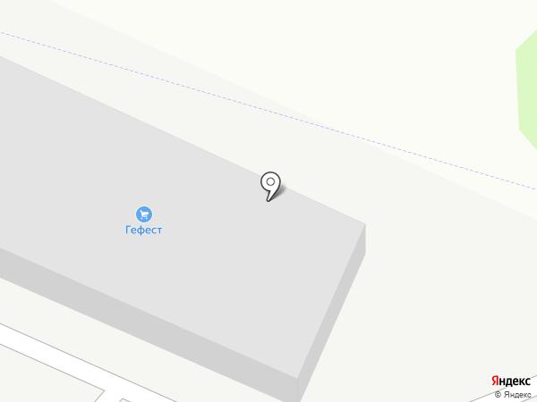 LevelUp на карте Иркутска