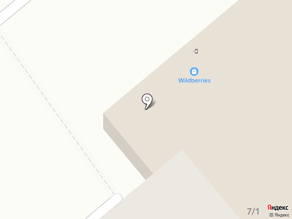 Вулкан на карте Иркутска