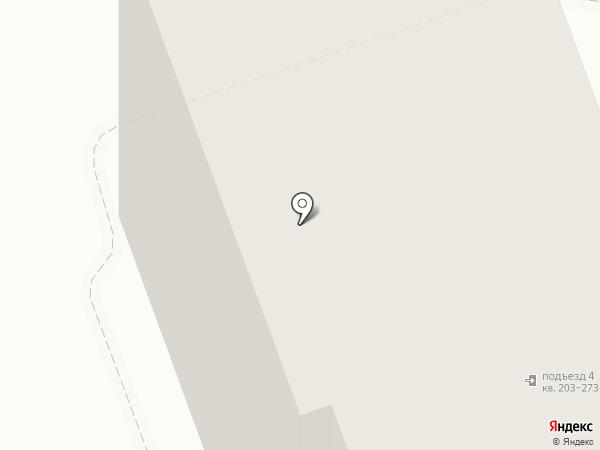 Иркутский дворик 2 на карте Иркутска