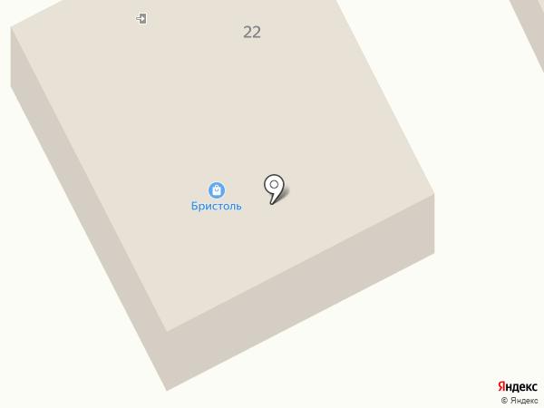 Русь на карте Марковой