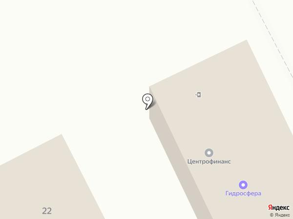 Иркутская районная станция по борьбе с болезнями животных, ОГБУ на карте Марковой