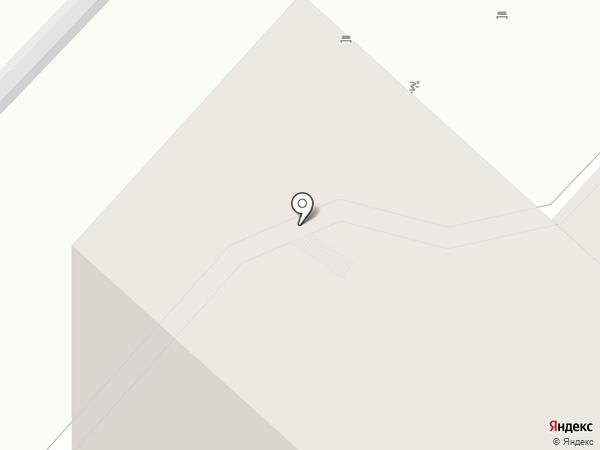 Бурхан на карте Иркутска