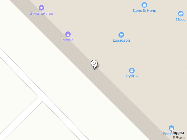 Авон на карте Иркутска