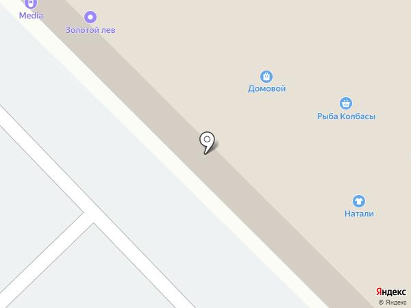 Салон женской одежды на карте Иркутска