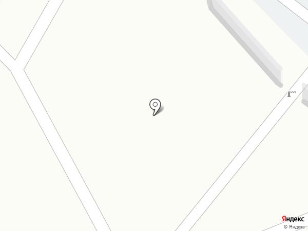 Клаксон на карте Иркутска