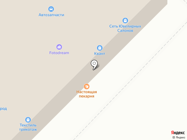 Магазин детских товаров на карте Иркутска