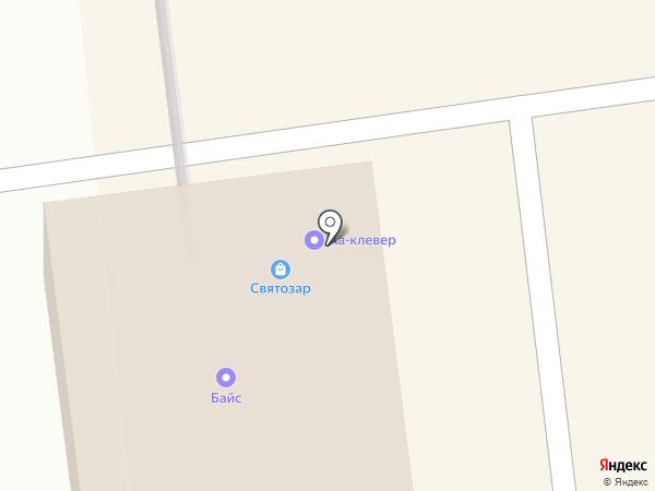 Акри-Пласт на карте Иркутска