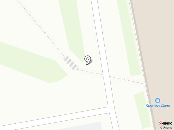 Квартет на карте Иркутска