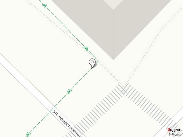 Страховая компания на карте Иркутска
