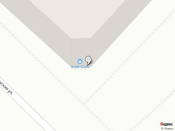 Подарилка на карте Иркутска
