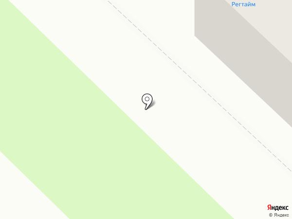 Регтайм на карте Иркутска