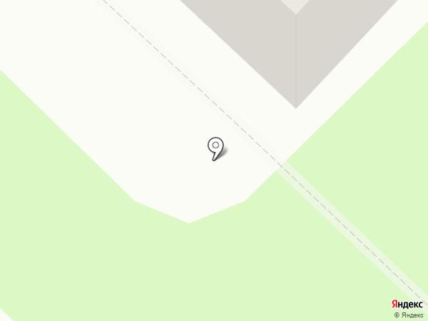 ИрмизСтрой на карте Иркутска