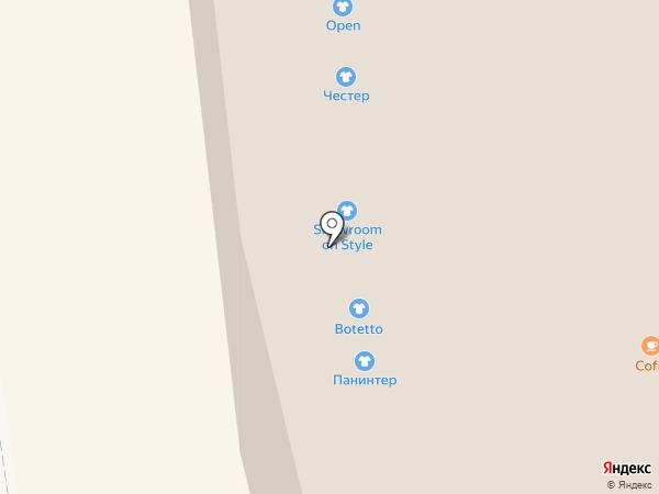 Baggin`s на карте Иркутска