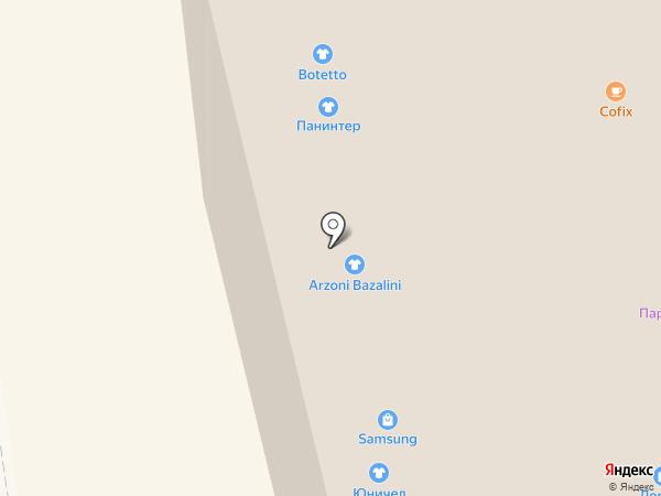 Lady like на карте Иркутска