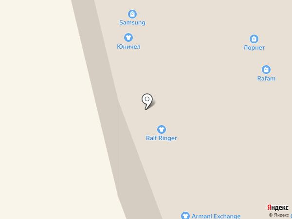 Ari Rossa на карте Иркутска