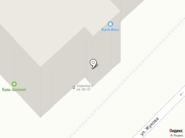Аптека.ру на карте Иркутска