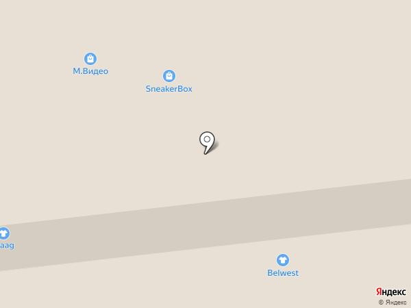 Zara на карте Иркутска