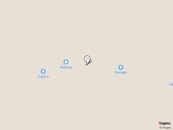 Stilnyashka на карте Иркутска