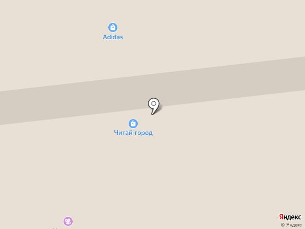 Fantosh на карте Иркутска