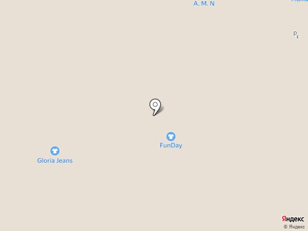 Oуsho на карте Иркутска