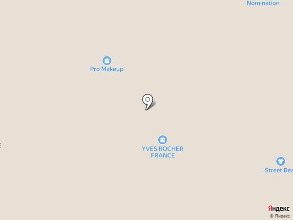 Ив Роше на карте Иркутска