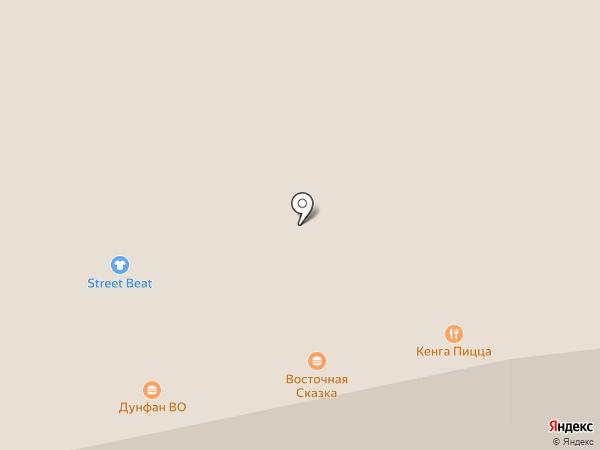 Zara home на карте Иркутска