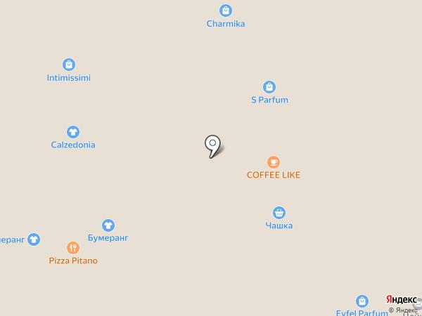 Gloss coffee на карте Иркутска