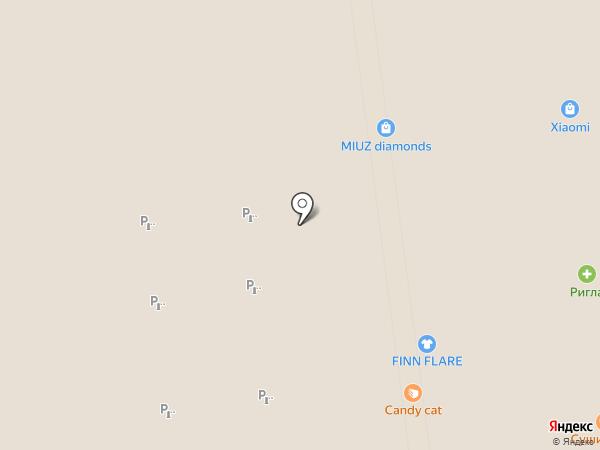 Pull & Bear на карте Иркутска