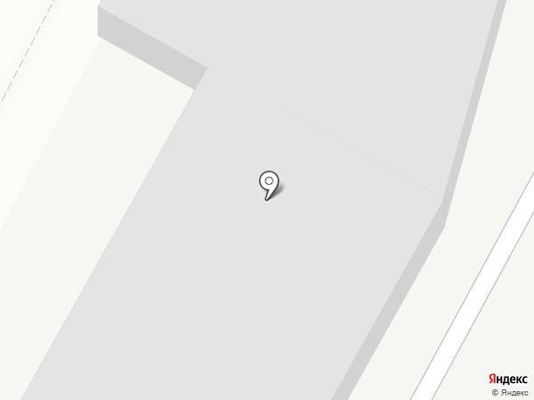 Автогаражный кооператив №142 на карте Марковой