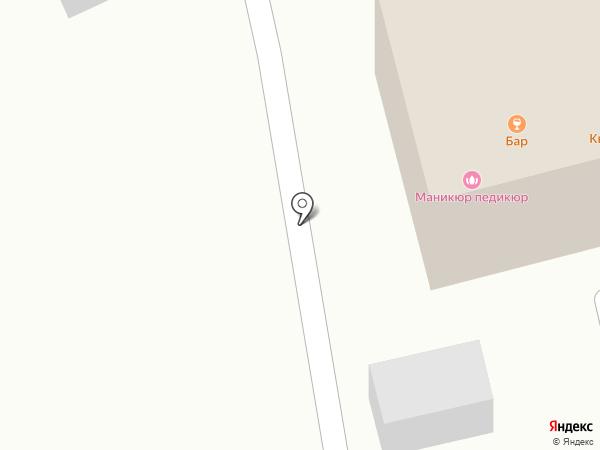 В гостях у Петровича на карте Иркутска