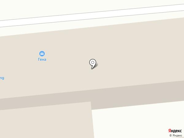 Центр тонировки на карте Иркутска