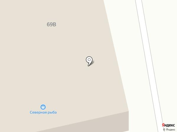 Ford38 на карте Иркутска