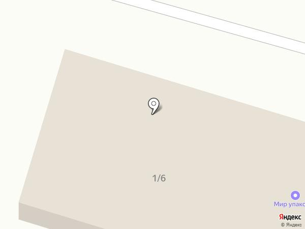 Метко на карте Иркутска