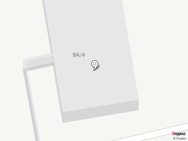 Строй-Гарант на карте Иркутска
