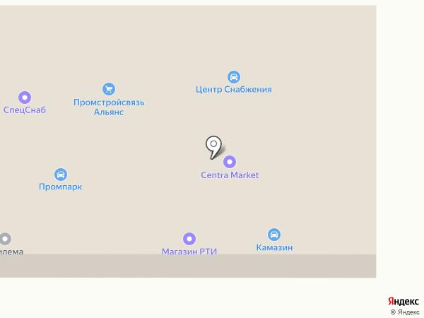 АвтоЛюкс на карте Иркутска