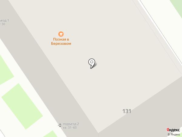 Магазин игрушек на карте Марковой