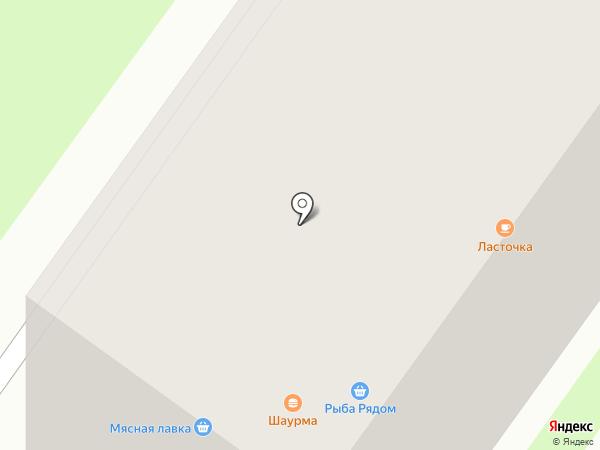 ЧайКоффъ на карте Марковой