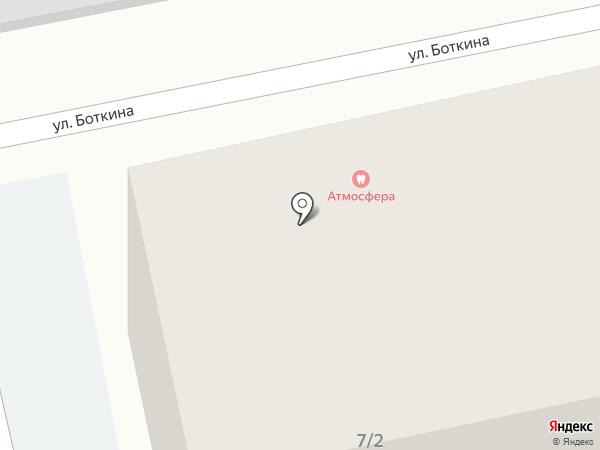 Ангара+, ТСЖ на карте Иркутска