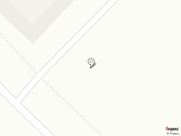 На Вампилова на карте Иркутска