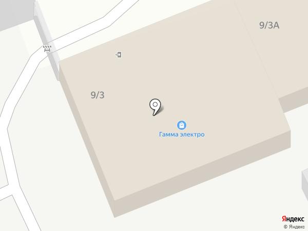 Моторный ряд на карте Иркутска