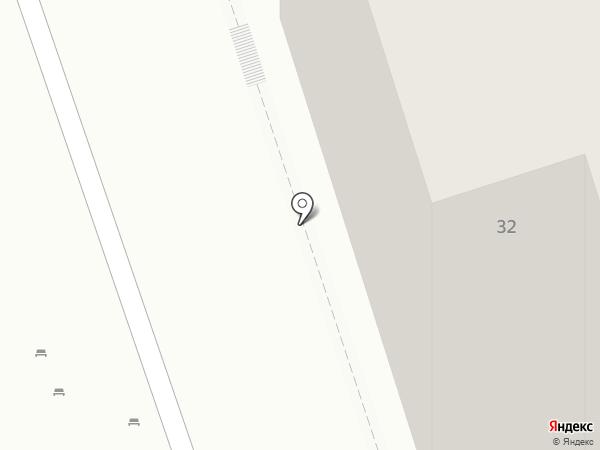 Диавто на карте Иркутска