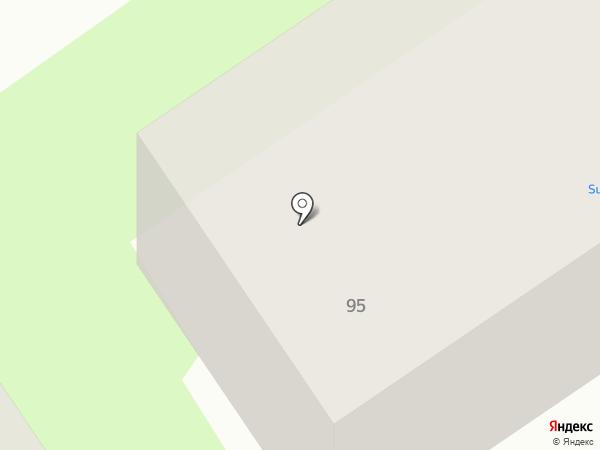 СПЕЦ-мастер на карте Марковой