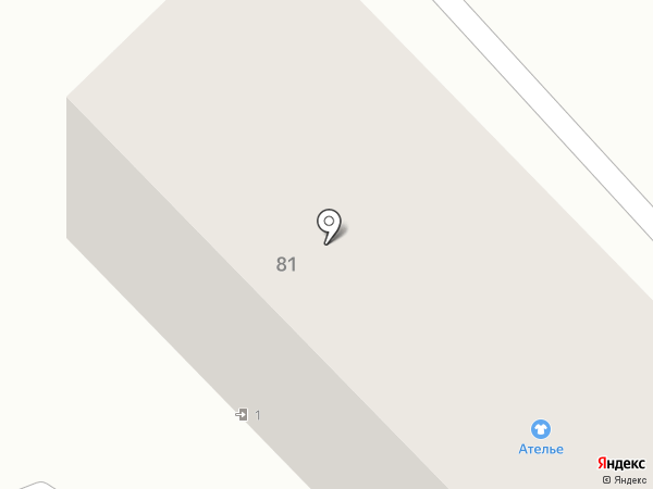 АвгитАвто на карте Марковой