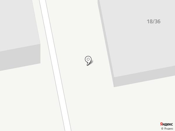 ИркутЛесСтрой на карте Иркутска