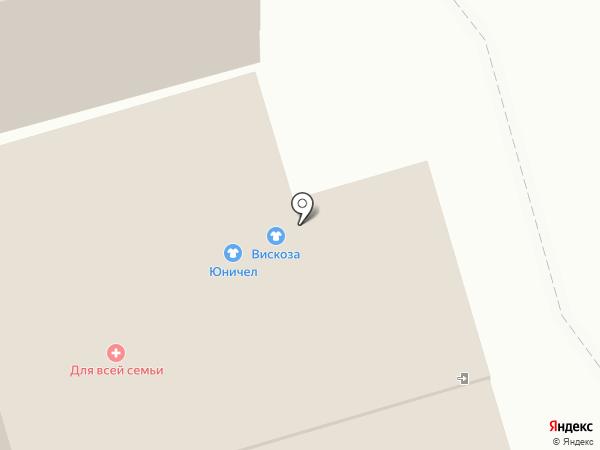 Фулиньмэн на карте Иркутска