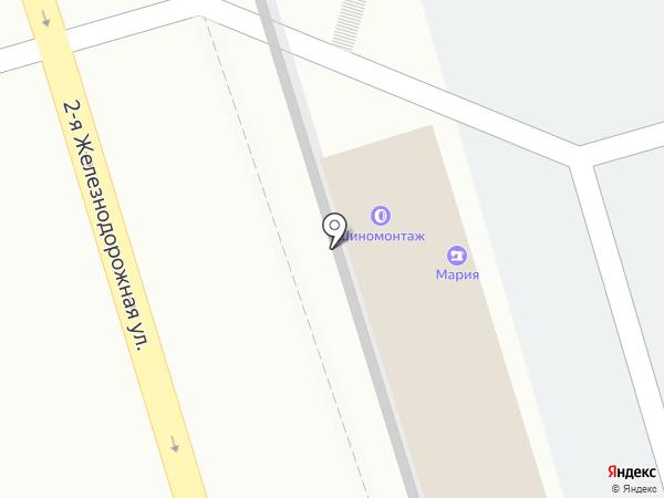 РемШина на карте Иркутска