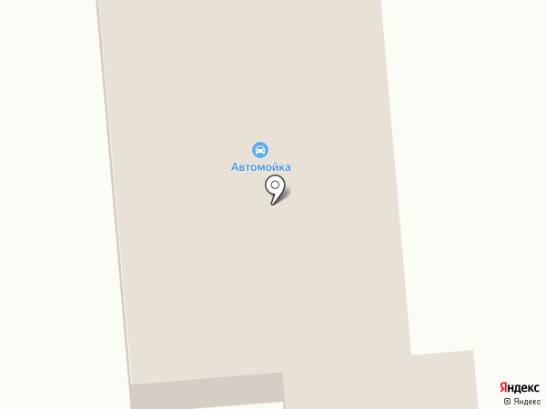 Автомойка на карте Марковой