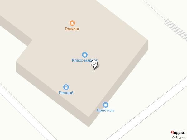 Эскулап на карте Марковой